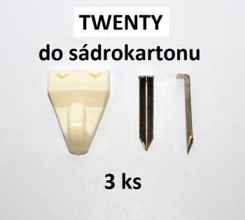 TWENTY do sádrokartonu