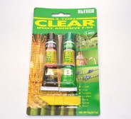 Lepidlo ALTECO epoxy CLEAR 20g