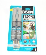 Lepidlo Bison epoxy metal 24ml